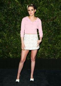 Kristen Stewart's Stylist Tara Swennen Told Us How to Wear This Season's Hottest Color: Pink