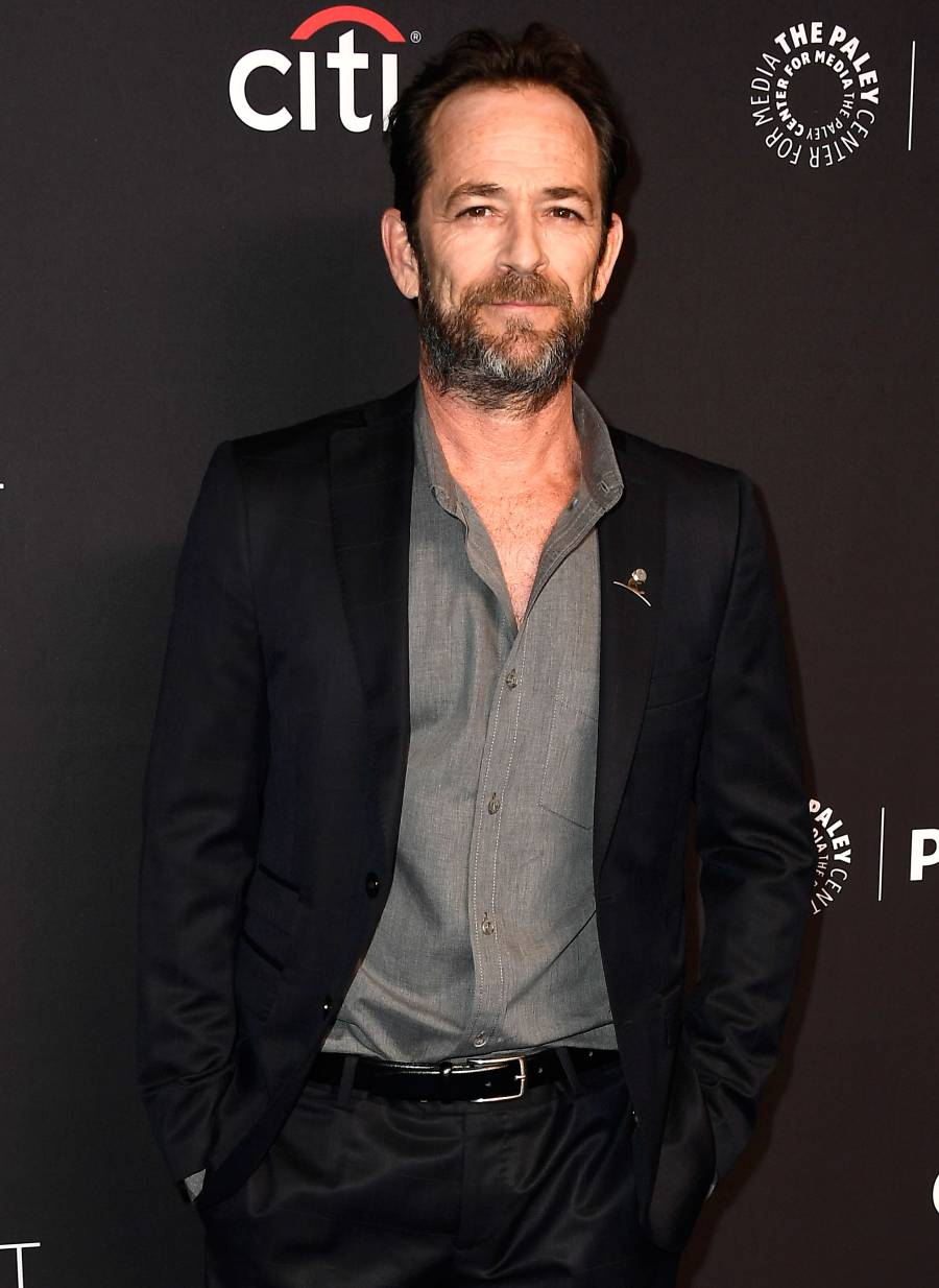 Luke Perry Most shocking celebrity deaths gallery
