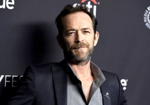 Luke Perry Faced Cancer Scare Before His Death