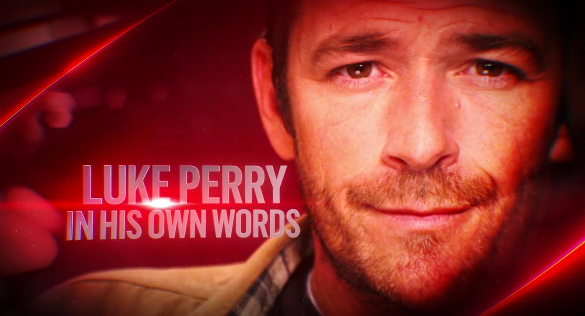 Luke Perry: In His Own Words' Looks Back at His Life, Career