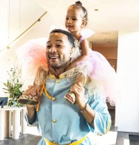 Every Time Chrissy Teigen's Daughter Luna Legend Has Rocked a Princess Dress