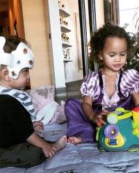 Every Time Chrissy Teigen's Daughter Luna Legend Has Rocked a Princess Dress