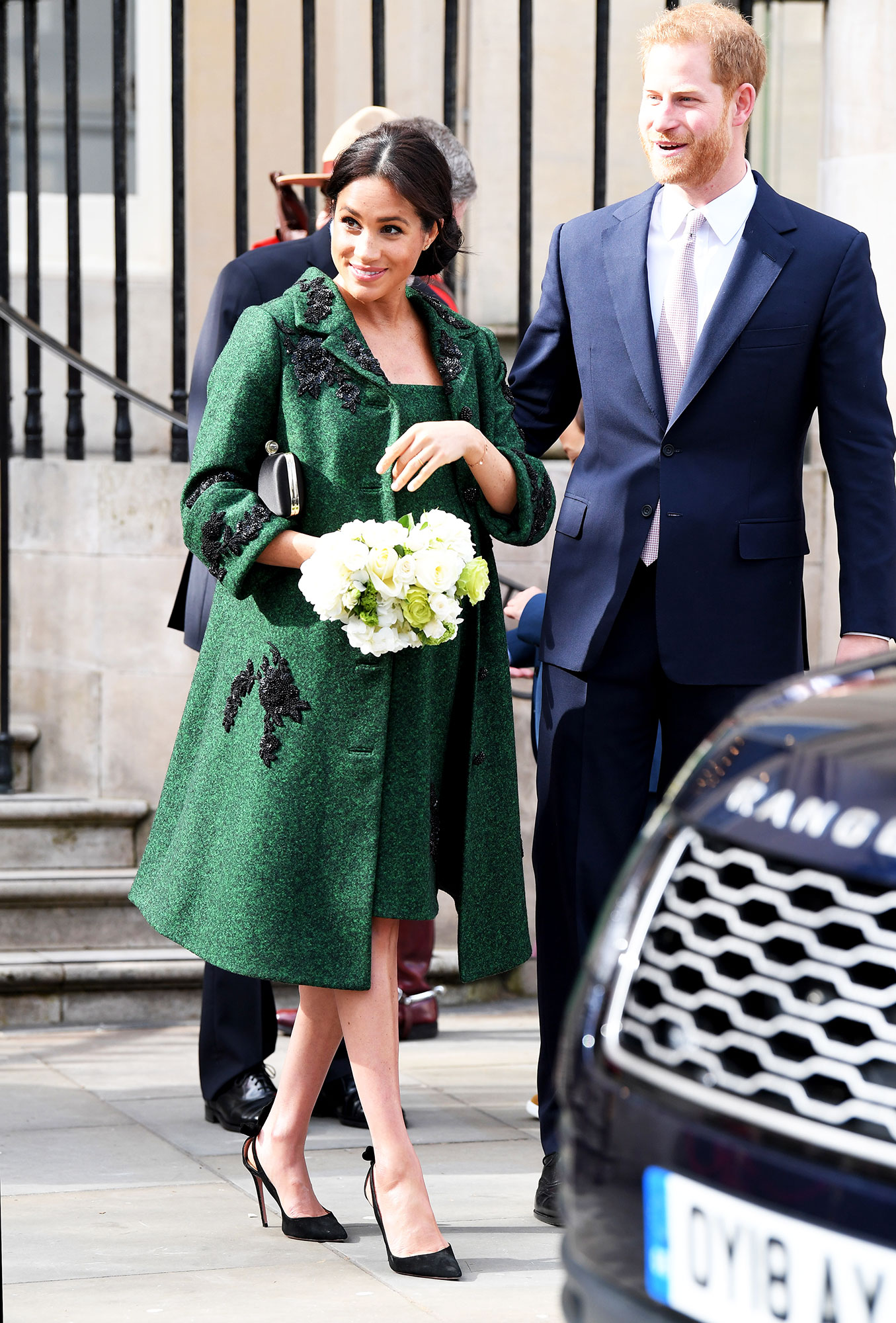 04001344fa6 Meghan Markle Maternity Style  Her Best First Pregnancy Maternity ...