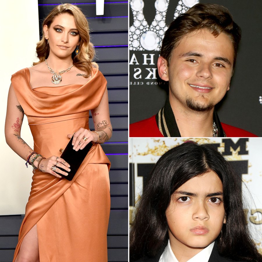 Michael Jackson's Kids: Where Are They Now?