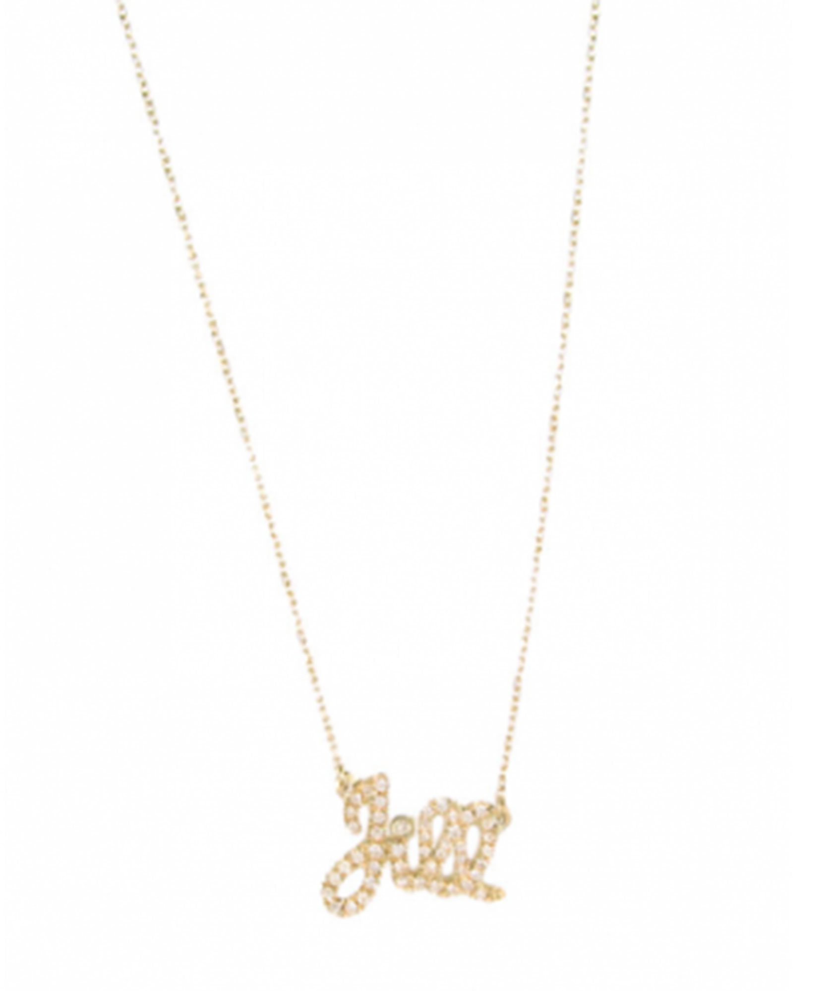 68b1860756ce1 Nameplate Necklaces Inspired by Hailey Baldwin Bieber: Shop