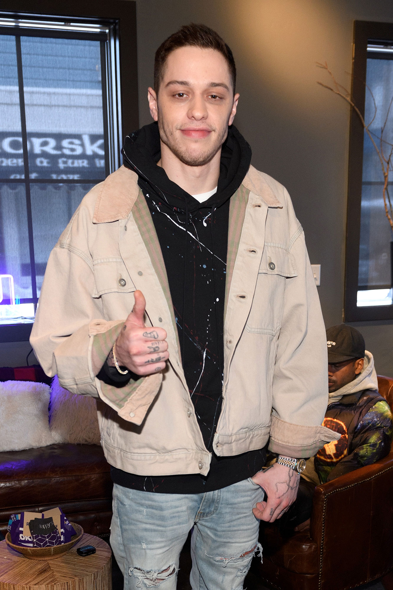 Buzzzz-o-Meter - PARK CITY, UT – JANUARY 28: Pete Davidson attends The Vulture Spot during Sundance Film Festival on January 28, 2019 in Park City, Utah. (Photo by Daniel Boczarski/Getty Images for New York Magazine)