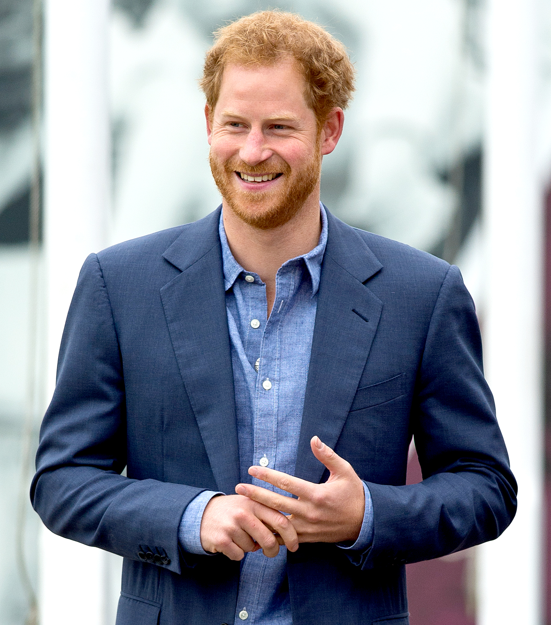 "prince-harry - Watson and the Duke of Sussex were rumored to be an item in early 2015, but Us Weekly exclusively revealed that they were just friends . A source explained, ""[The speculation is] fake."""