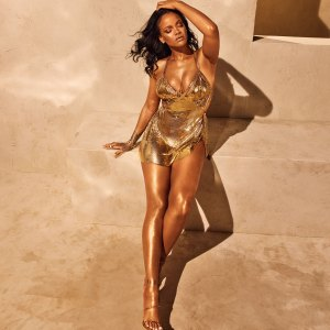 Rihanna's Fenty Body Lava Is Back and Introducing an Iconic New Shade