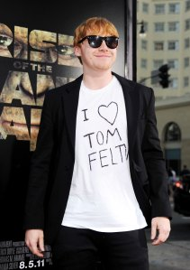 Role Reversal! Tom Felton, Daniel Radcliffe Want to Work Together Again Post-Harry Potter
