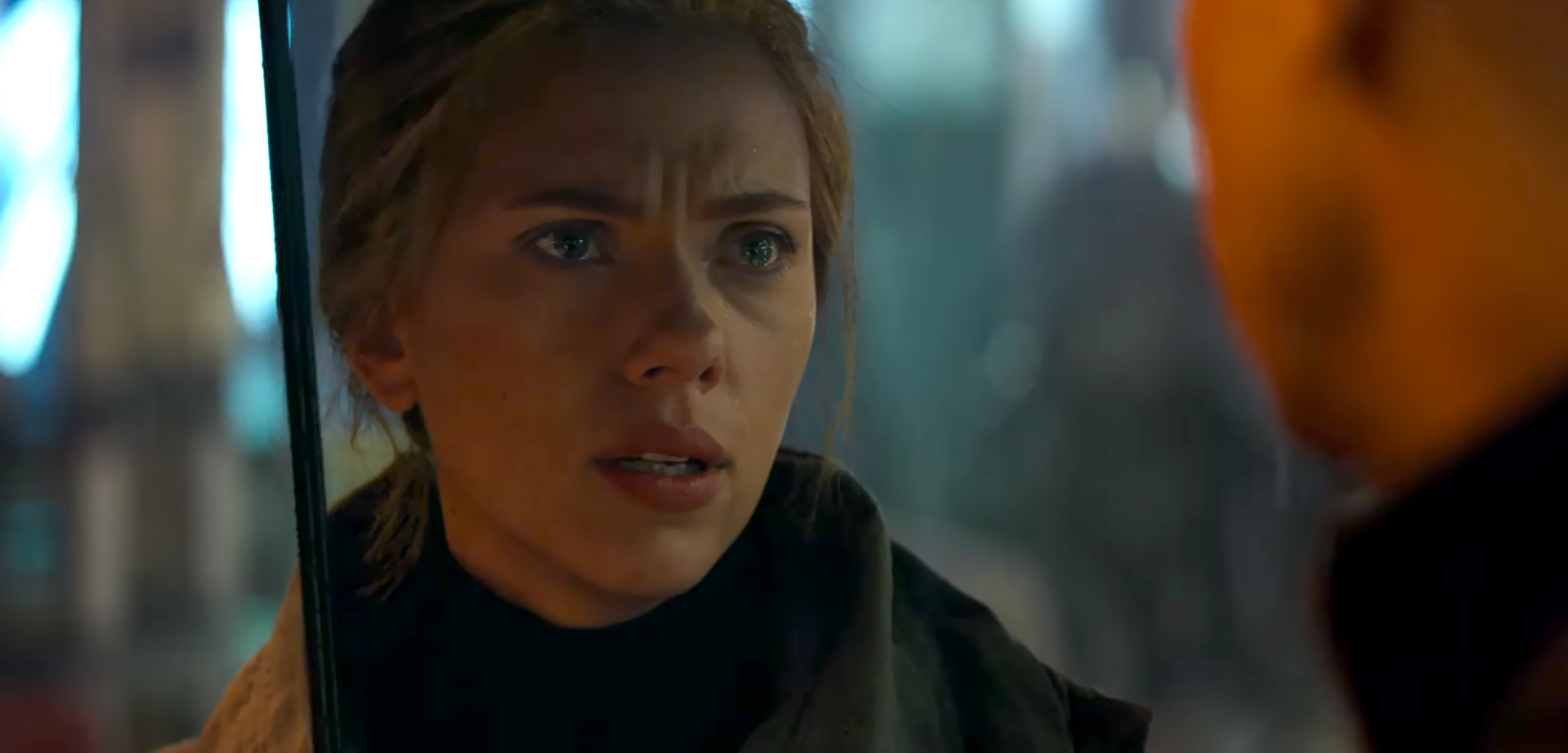 Scarlett Johansson in Marvel Studios' Avengers: Endgame