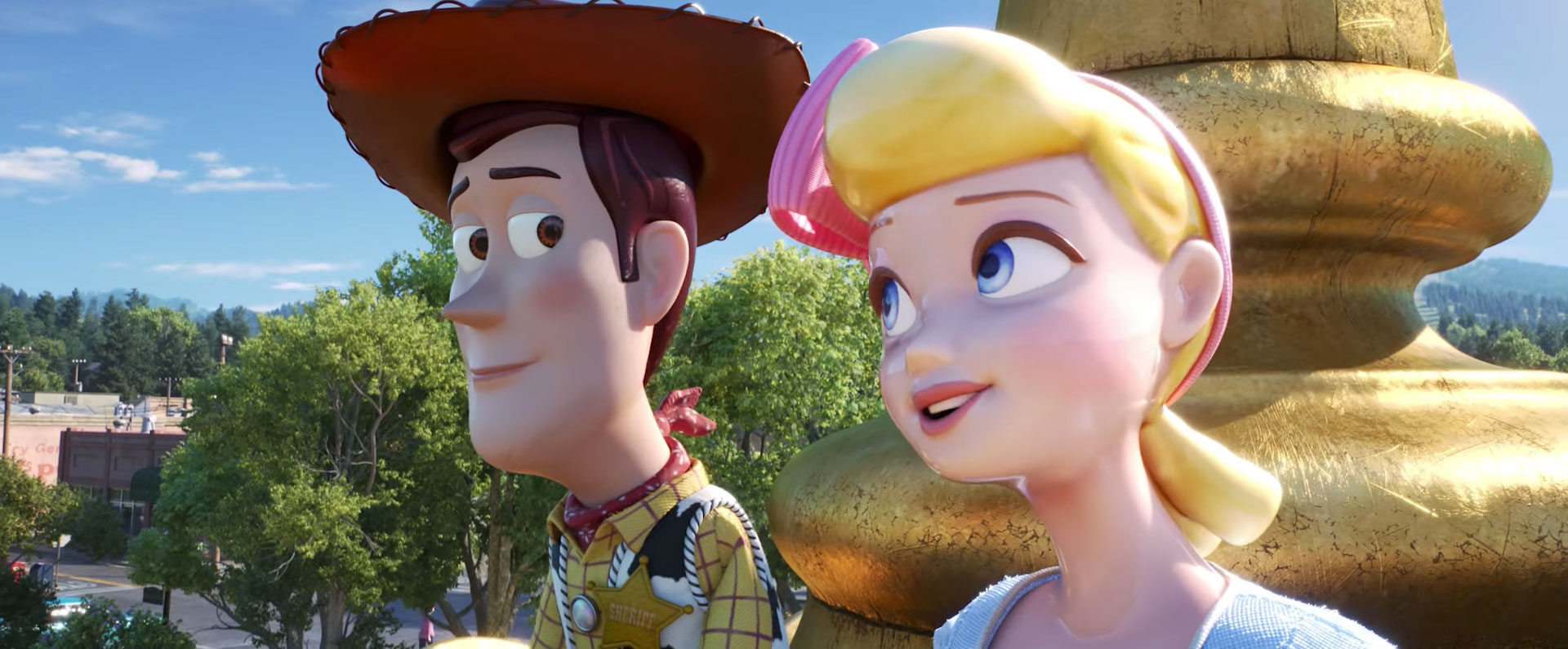 dc69f013f9f2 Emotional  Toy Story 4  Official Trailer Shows Bo Peep Return