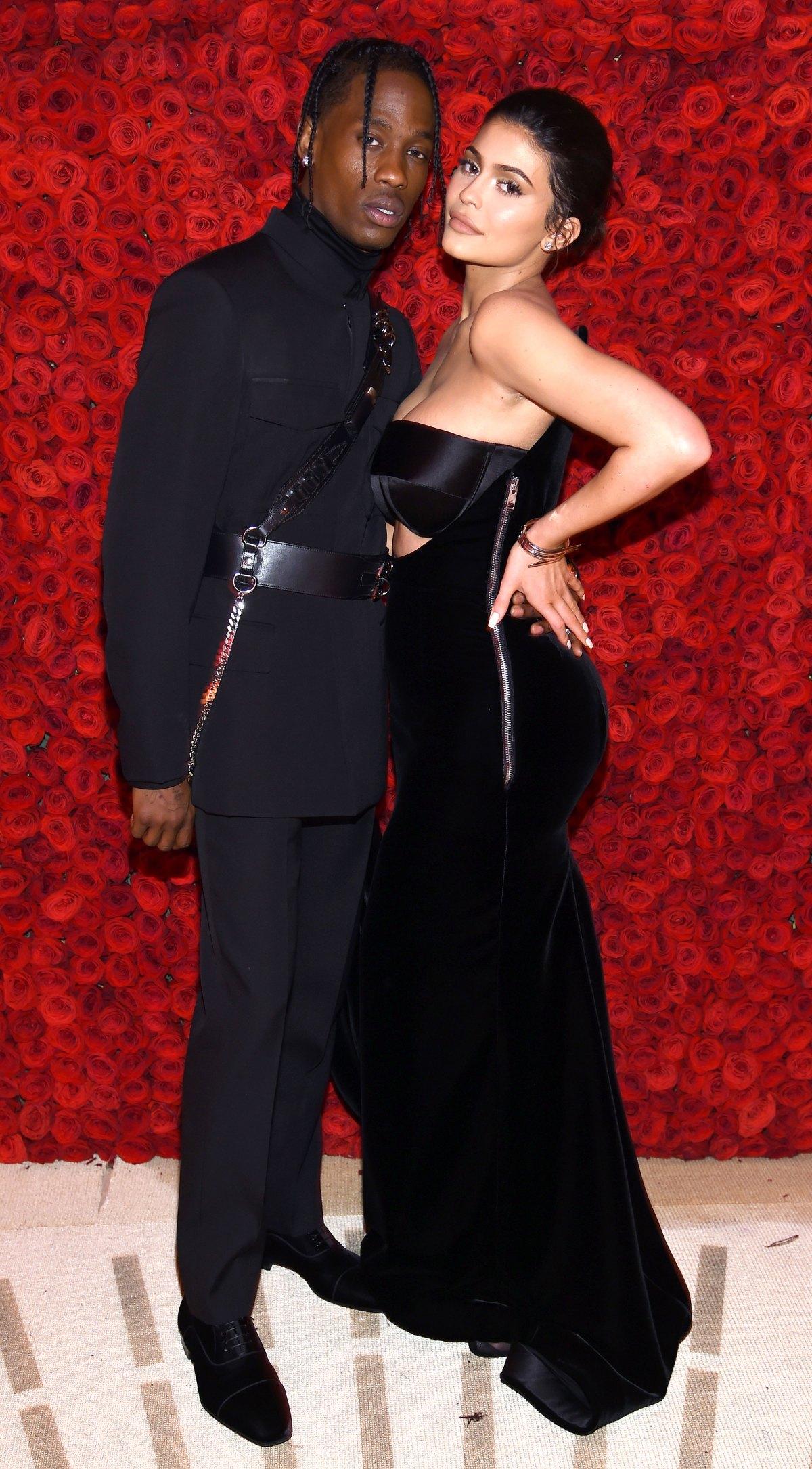 5914c0212cbf Kylie Jenner and Travis Scott: Relationship Timeline