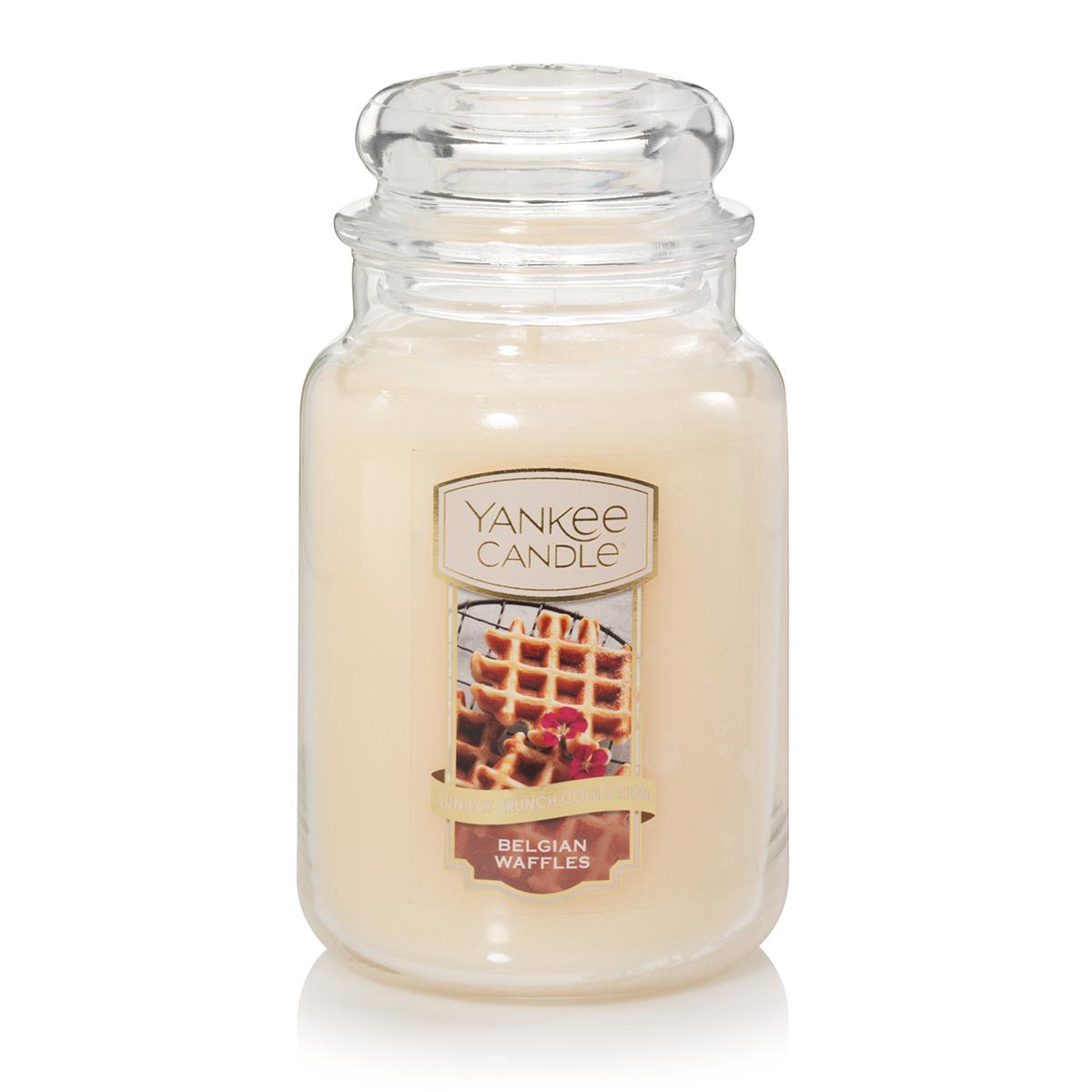 waffle-candle