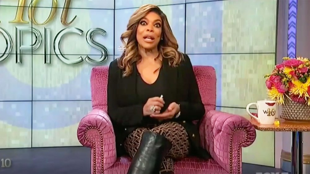 Wendy Williams Its Been A Long Week After Reports Of Hospitalization