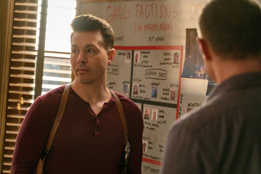 Jon Seda as Antonio Dawson 'One Chicago' Exits That Left Fans Reeling