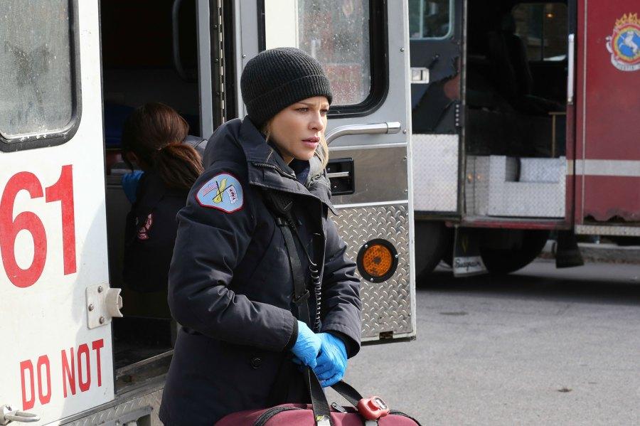 Lauren German as Leslie Shay 'One Chicago' Exits That Left Fans Reeling