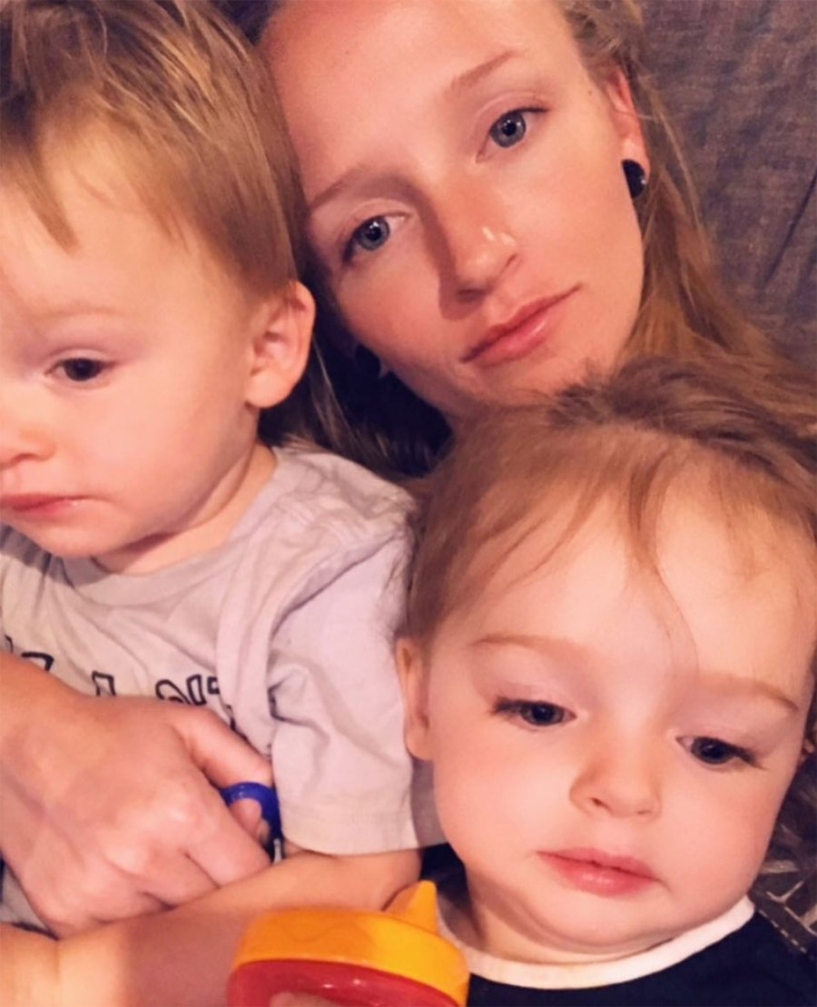 teen mom stars Coparenting Maci Bookout