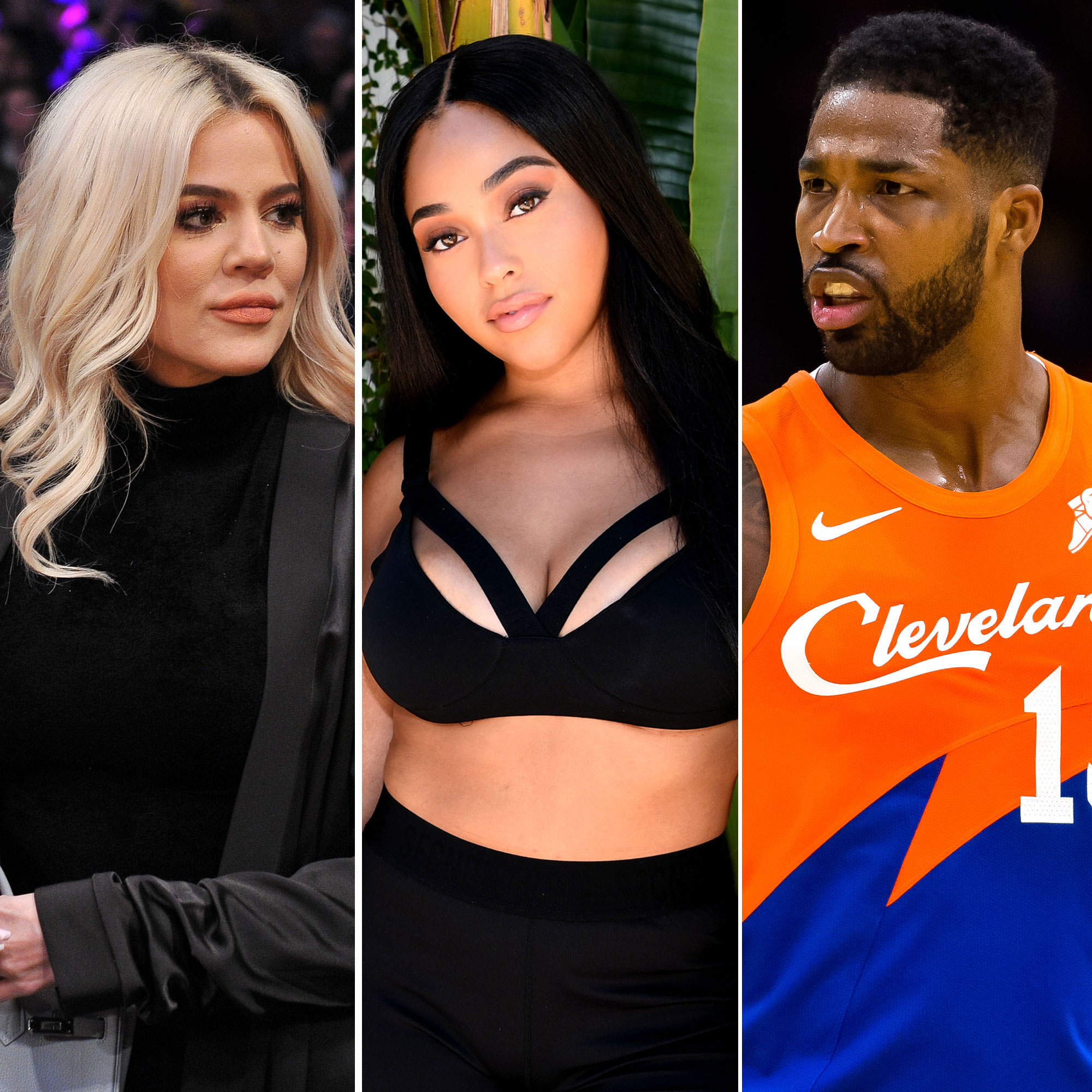 """Khloe Kardashian Jordyn Woods Tristan Thompson Cheating Scandal Times - While Khloé initially called Woods the reason her """"family broke up,"""" she backtracked in a series of tweets on March 2, 2019. """"This has been an awful week & I know everyone is sick of hearing about it all (as am I). I'm a rollercoaster of emotions & have said things I shouldn't have,"""" she tweeted."""