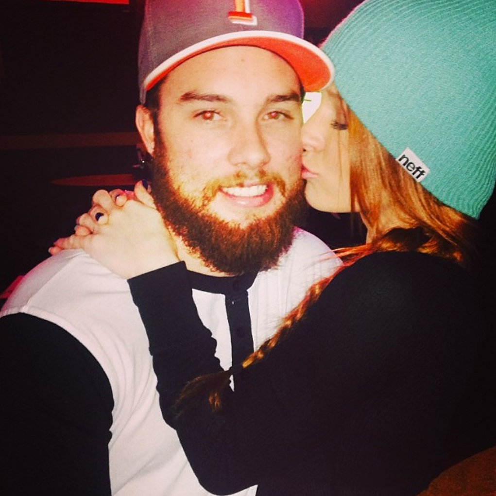 1-Maci-Bookout-and-Taylor-McKinney-start-dating - Maci and Taylor started seeing each other in 2012 following her split from childhood friend Kyle King.