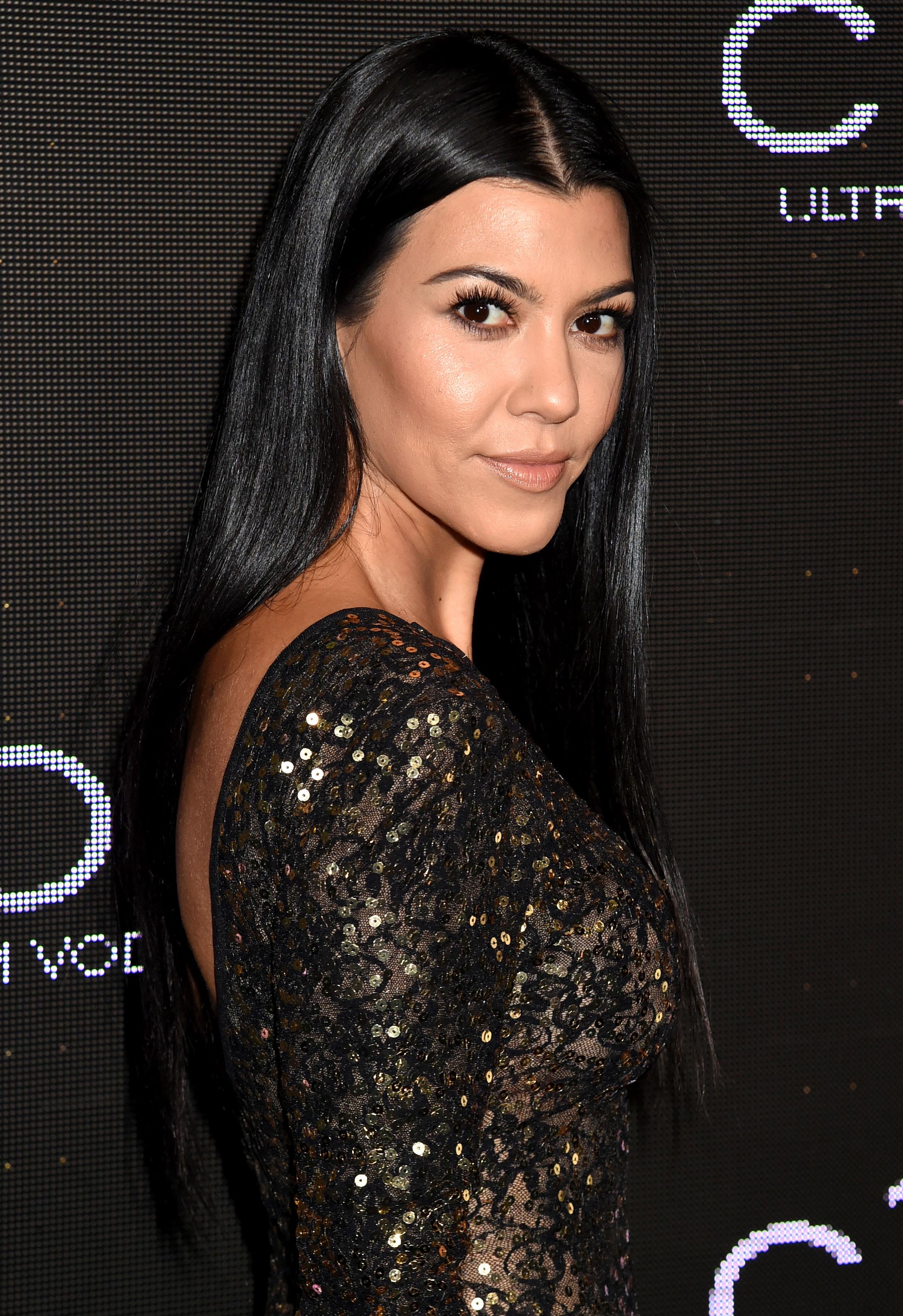 Kourtney Kardashian Through the Years - Following her split from Disick, Kourtney was briefly linked to Justin Bieber.