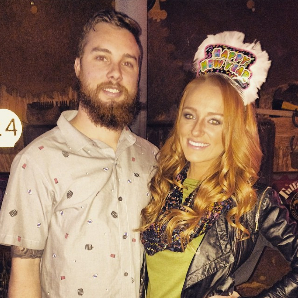 2-Maci-Bookout-and-Taylor-McKinney-moves-to-Tennessee - Goodbye, long distance! The MTV star told fans in May 2014 that her boyfriend of two years was moving from Dallas to Tennessee.