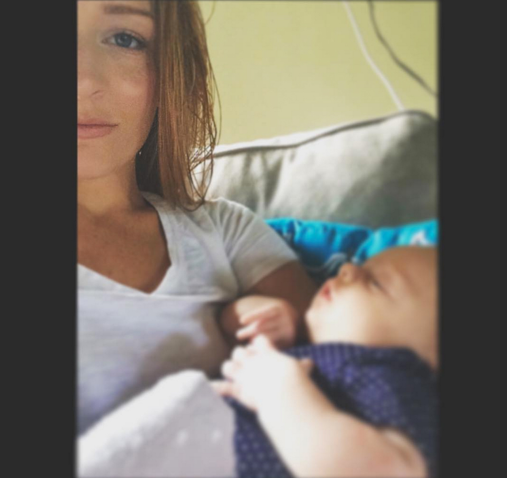 """3-Maci-Bookout-and-Taylor-McKinney-welcome-Jayde - A year after the twosome moved in together, Maci and Taylor welcomed their first child together, a daughter named Jayde Carter. """"Jayde made her grand entrance at 1:59pm today,"""" the Bulletproof author tweeted on May 29, 2015."""