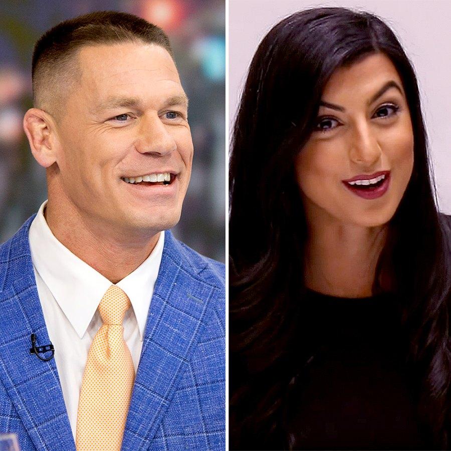 John Cena S Mystery Woman Shay Shariatzadeh 5 Things To Know
