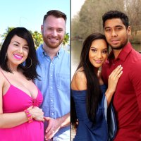 '90 Day Fiance: Happily Ever After?' Premiere Russ, Paola, Chantel, and Pedro