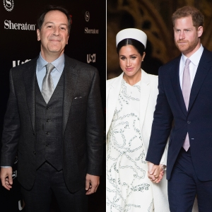 Aaron Korsh Thinks Suits Got Surreal After Meghan Harry Marriage