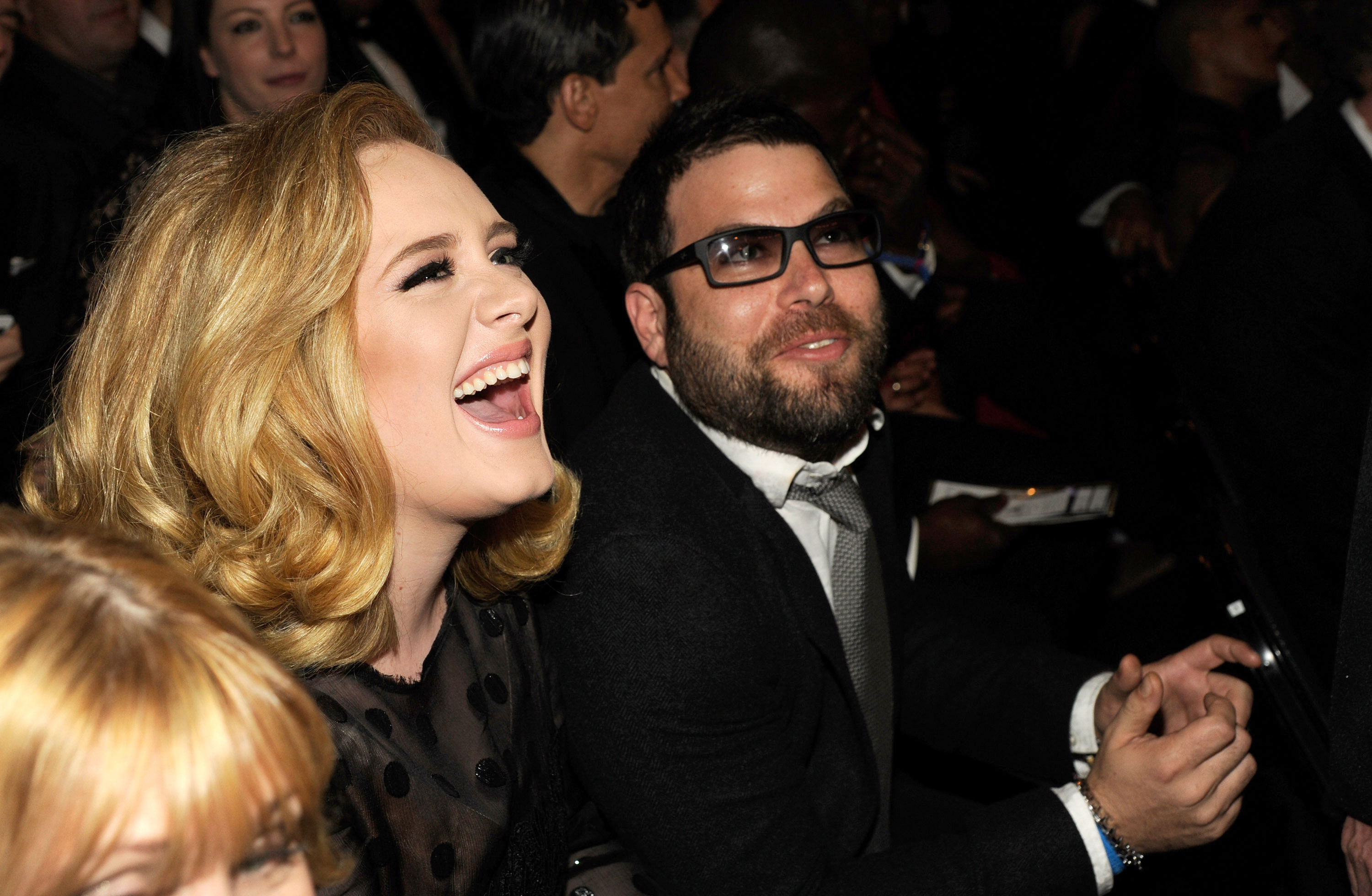 Adele Simon Konecki Relationship Timeline - Adele went public with Konecki around London in January 2012, leading many to suspect they were dating. The singer confirmed the speculation on her website, while simultaneously denying that he was married when they began their courtship.