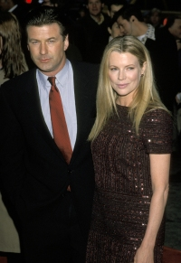 Celebrity Coparenting Alec Baldwin and Kim Basinger