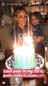 Amanda Stanton Birthday Make This Year Count