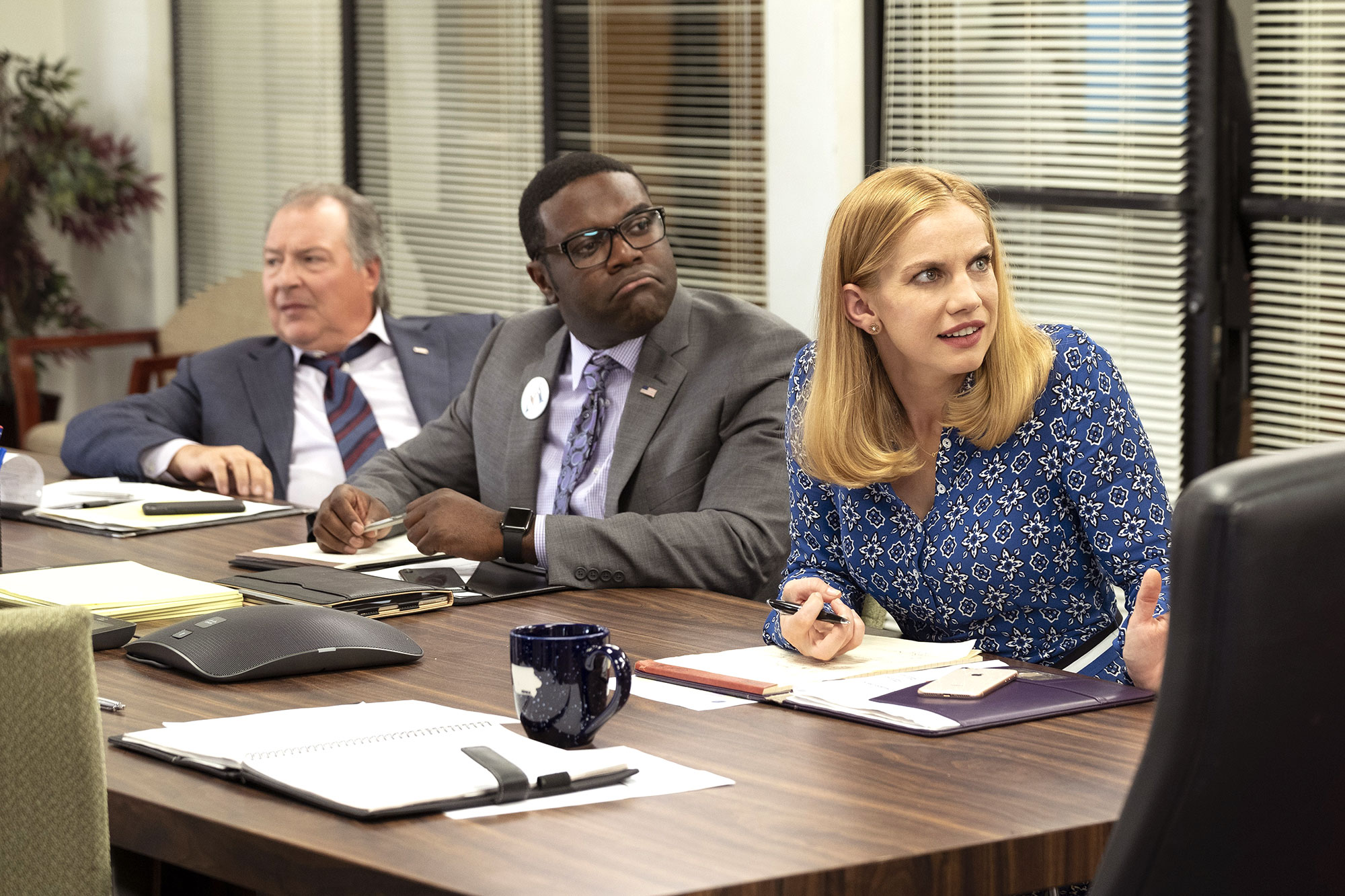 Kevin Dunn, Sam Richardson, and Anna Chlumsky 25 Things You DOn't Know About Me - Kevin Dunn, Sam Richardson, and Anna Chlumsky on Veep