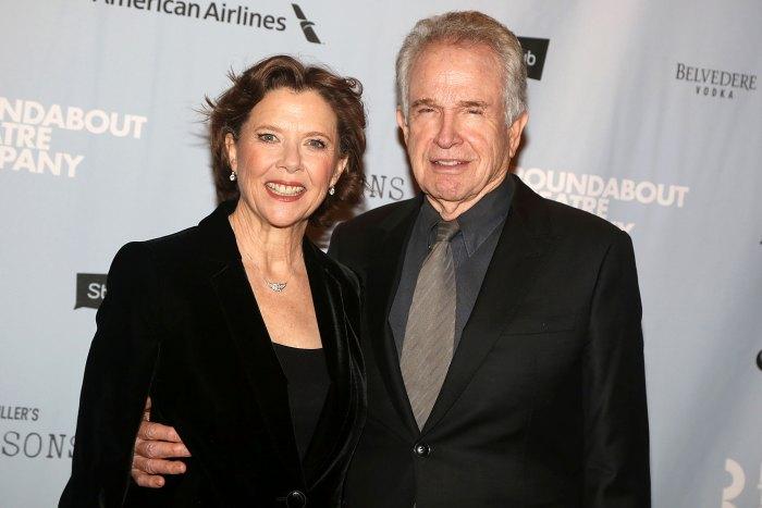 Annette Bening Reveals Secret to Warren Beatty Marriage