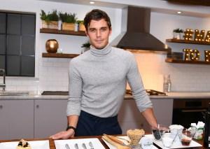 Queer Eye's Antoni Porowski Shares Fish Stick Recipe