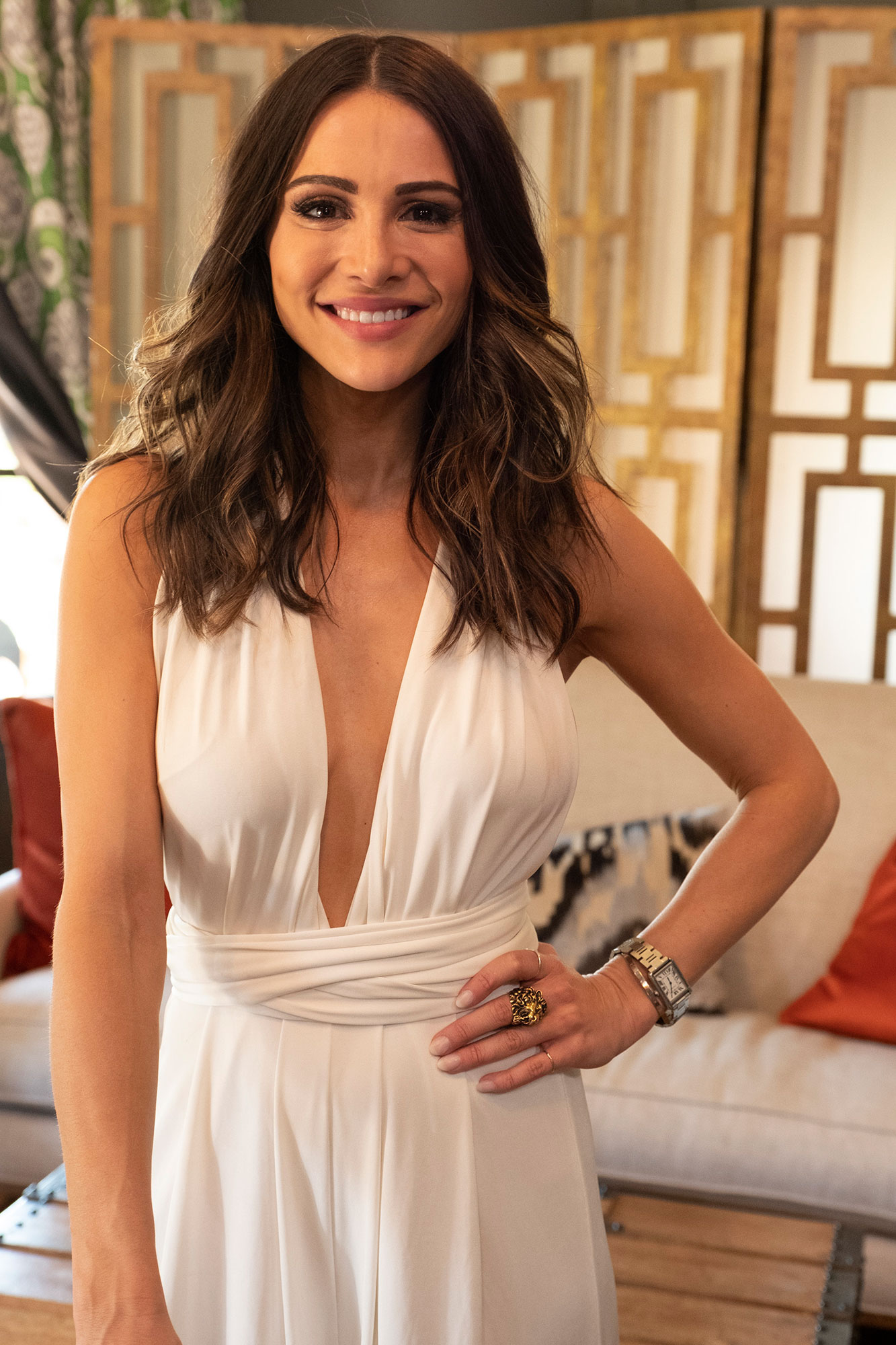 Bachelorette Reunion Special Andi Dorfman - Dorfman, 32, moved to New York after splitting from fiancé Josh Murray in January 2015. She is the author of two New York Times best sellers: It's Not Okay and Single State of Mind .