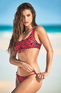 Barbara Palvin Calzedonia Swim beach