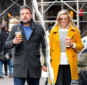 Ben Affleck Lindsay Shookus Rekindle Then Split