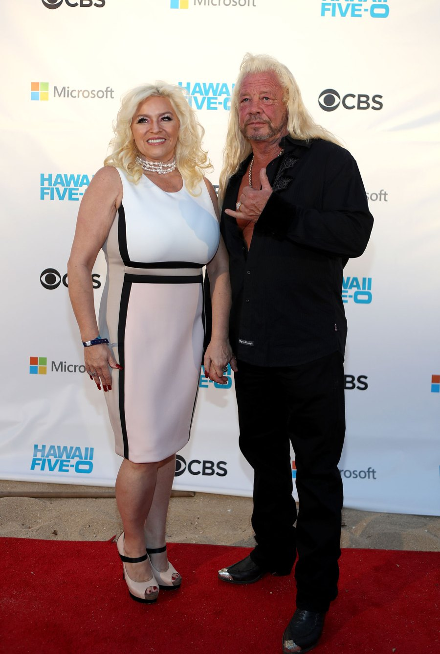Beth Chapman Feels 'So Much Joy' at Dinner With Loved Ones After Hospitalization