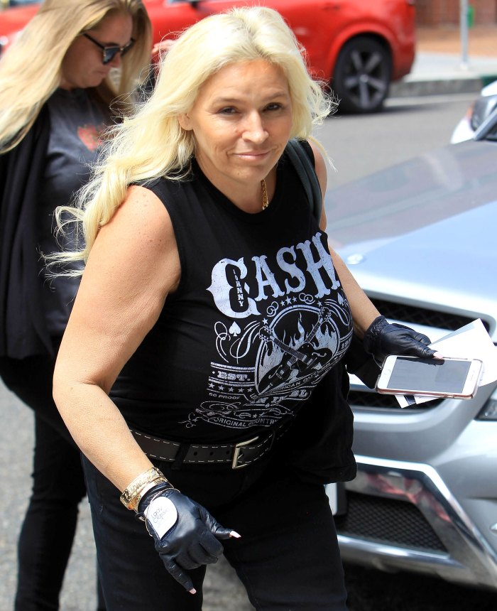 Beth Chapman Is Resting at Home After Hospitalization Amid Cancer Battle