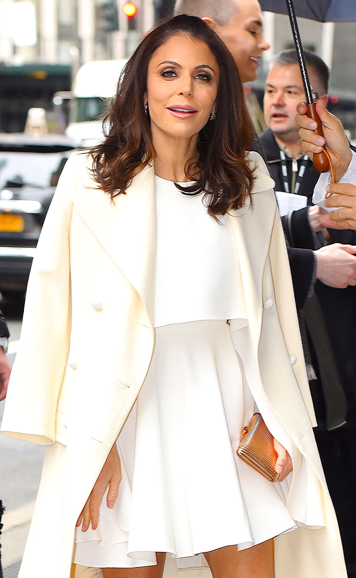 Bethenny Frankel Allergic Reaction - Bethenny Frankel at Cipriani 42nd Street for the Variety's Power of Women on April 5, 2019 in New York City.