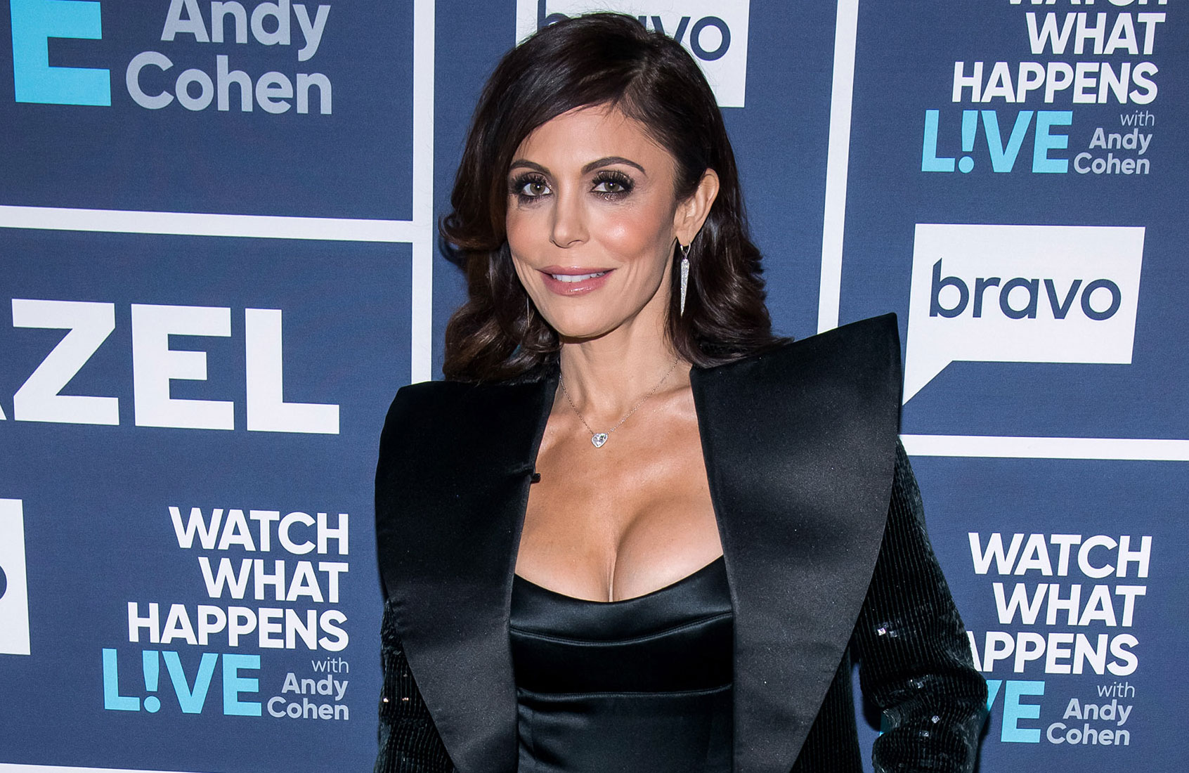 Bethenny Frankle Talks Kyle and LVP Feud - Bethenny Frankle on 'Watch What Happens Live with Andy Cohen'.