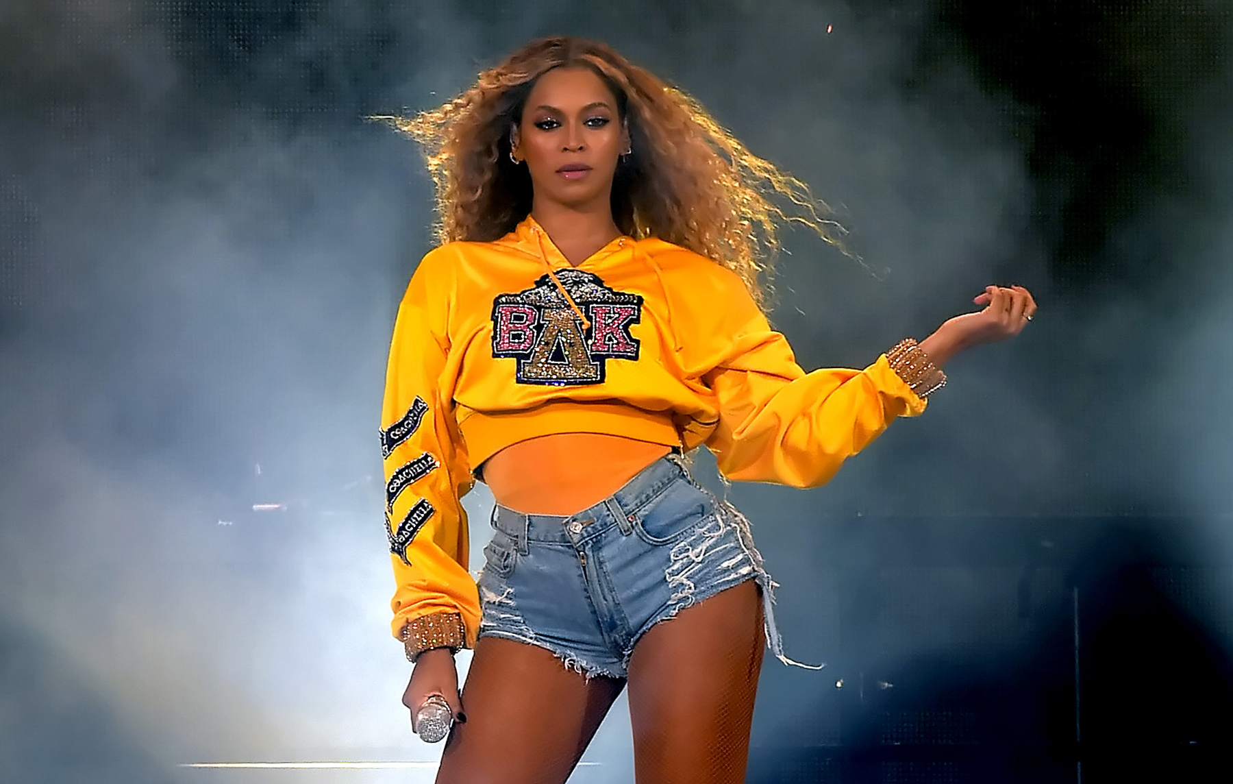Beyonce Reveals the Super Strict Diet She Started Post-Twins - Beyonce Knowles performs during 2018 Coachella Valley Music And Arts Festival at the Empire Polo Field on April 14, 2018 in Indio, California.