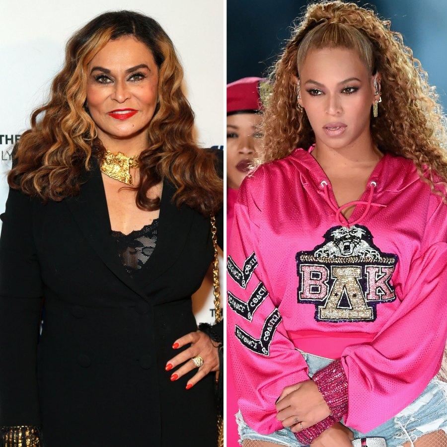 Beyonce's Mom Tina Praises Singer's Coachella 2018 Performance