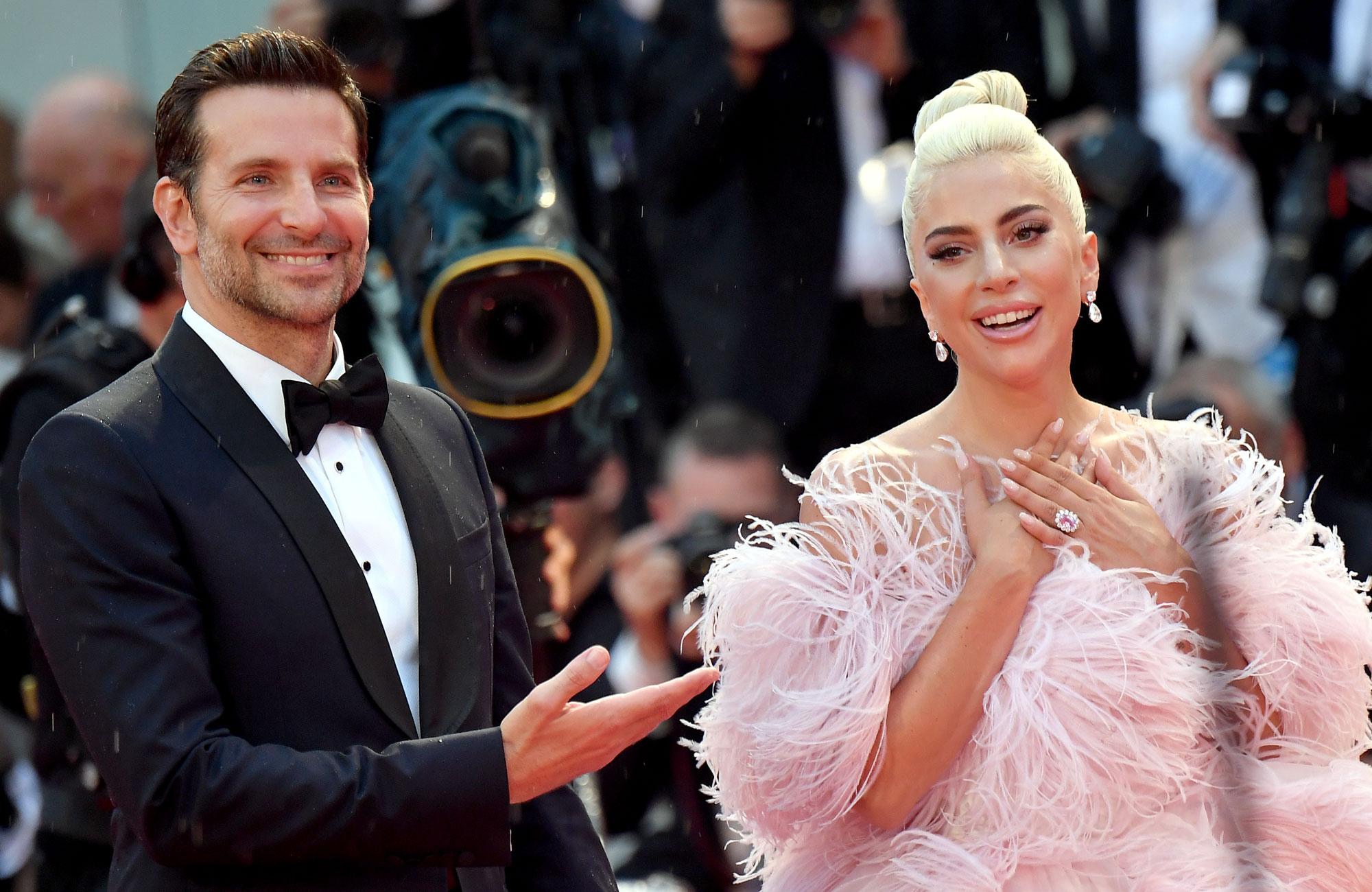 Bradley Cooper Dismisses 'A Star Is Born' Tour Reunion Lady Gaga 75th Venice Film Festival