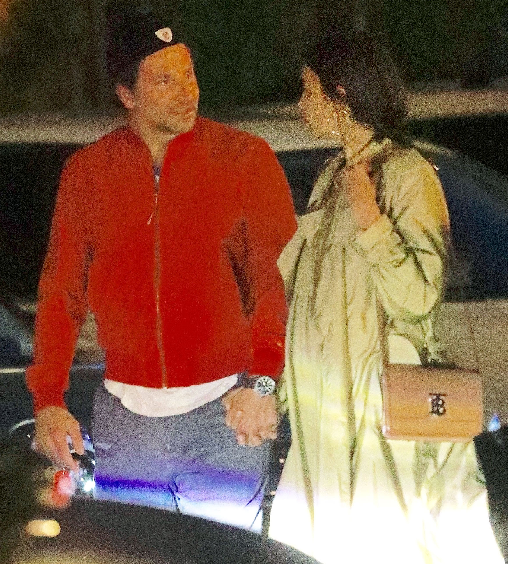 Bradley Cooper and Irina Shayk Look in Sync, Hold Hands After Lady Gaga Romance Rumors