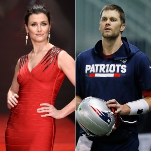 Bridget Moynahan Mom Tom Brady