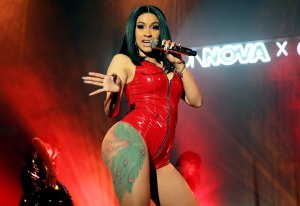 Cardi B Hits Back After Fan Tells Her She's Not a Good Role Model For Young Girls
