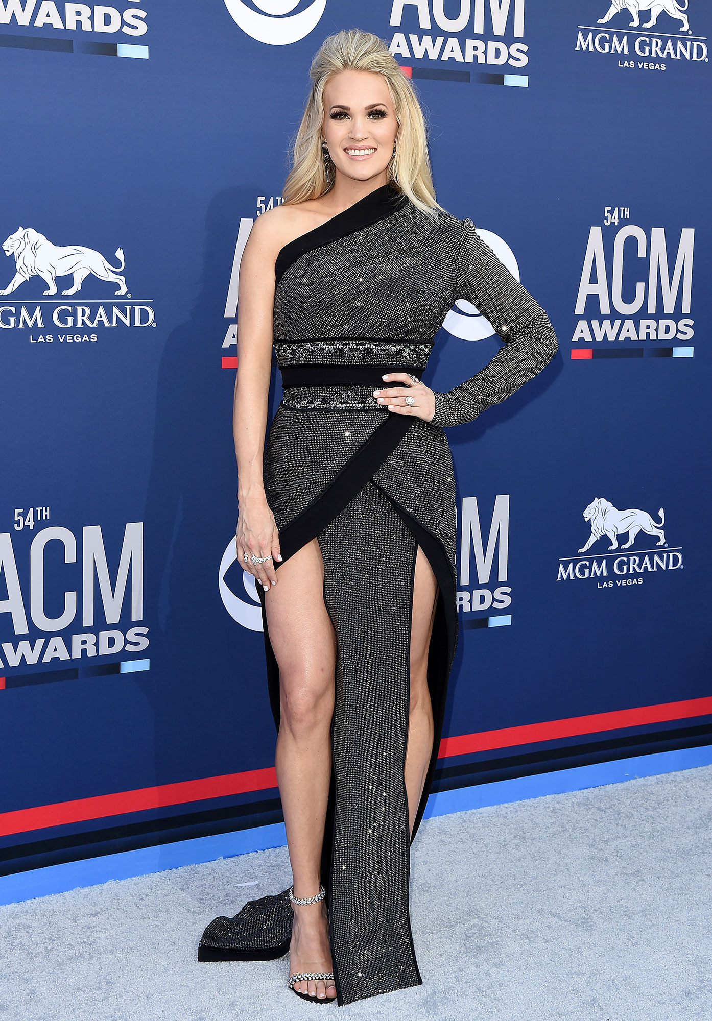Carrie Underwood Wants Baby Girl - Carrie Underwood attends the 54th Academy of Country Music Awards at MGM Grand Garden Arena on April 07, 2019 in Las Vegas, Nevada.