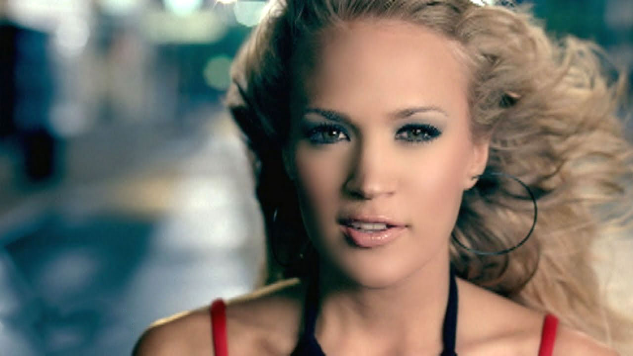 "Carrie Underwood's Most Badass Moments Before He Cheats music video - Underwood started her post- American Idol career strong with ""Before He Cheats,"" the 2006 smash single from her debut album, Some Hearts . The song was powerful enough on its own, but the music video , in which the songstress took revenge on her cheating boyfriend by vandalizing his truck, elevated it to a whole other level."